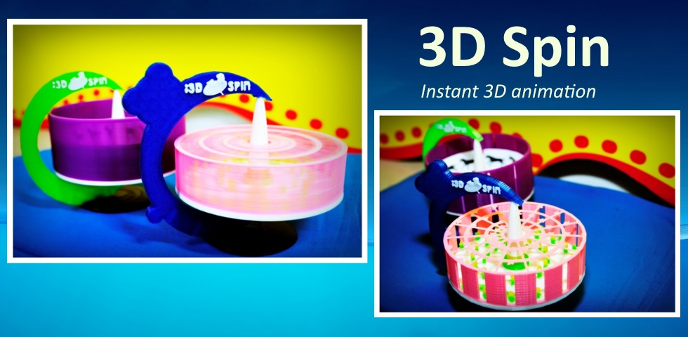 3D spin